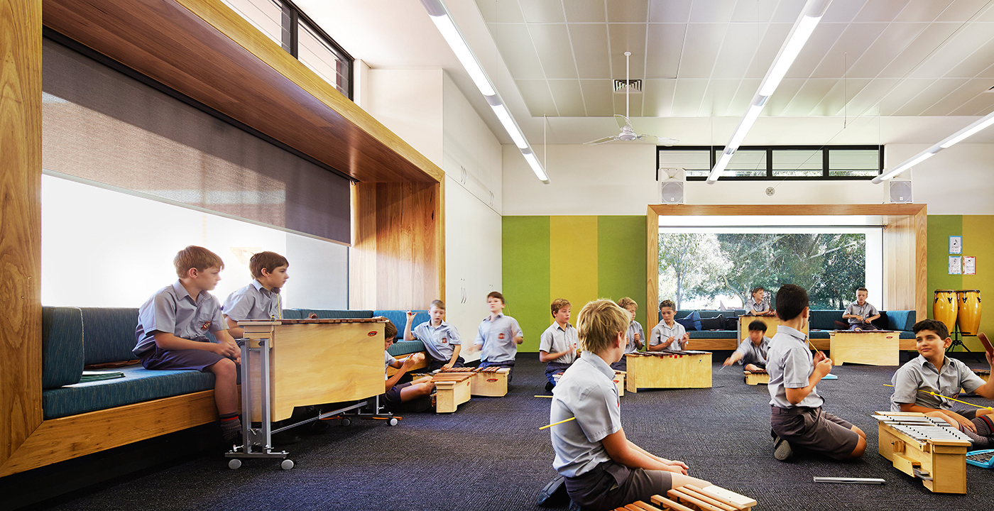 Aquinas Early Years Learning Centre - Parry and Rosenthal Architects