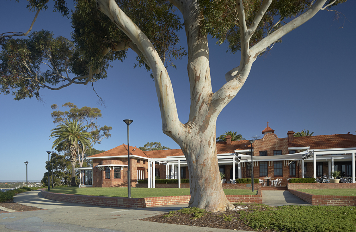 Heathcote Cultural Precinct Parry and Rosenthal Architects