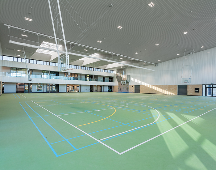 Paul Rafter Centre Irene McCormack Catholic College Parry and Rosenthal Architects