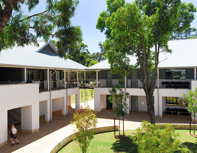 Peter Carnley Anglican Community School Parry and Rosenthal Architects