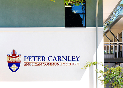 Peter Carnley AC School - Parry and Rosenthal Architects