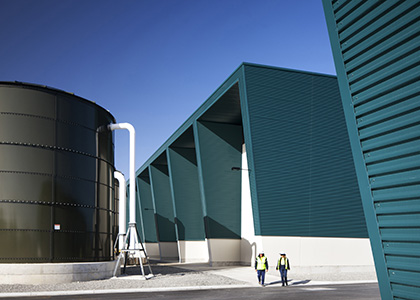 Southern Seawater Desalination Plant Parry and Rosenthal Architects