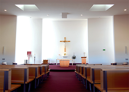 St Andrews Church_Parry and Rosenthal Architects