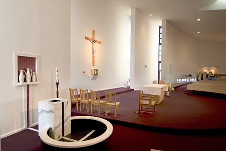 St Andrews Catholic Church Parry and Rosenthal Architects