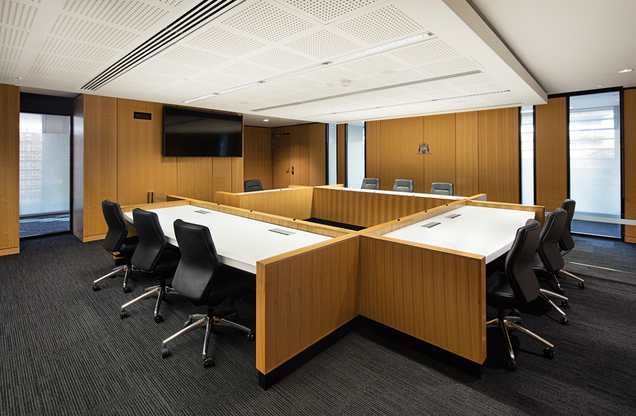 State Administrative Tribunal Parry and Rosenthal Architects