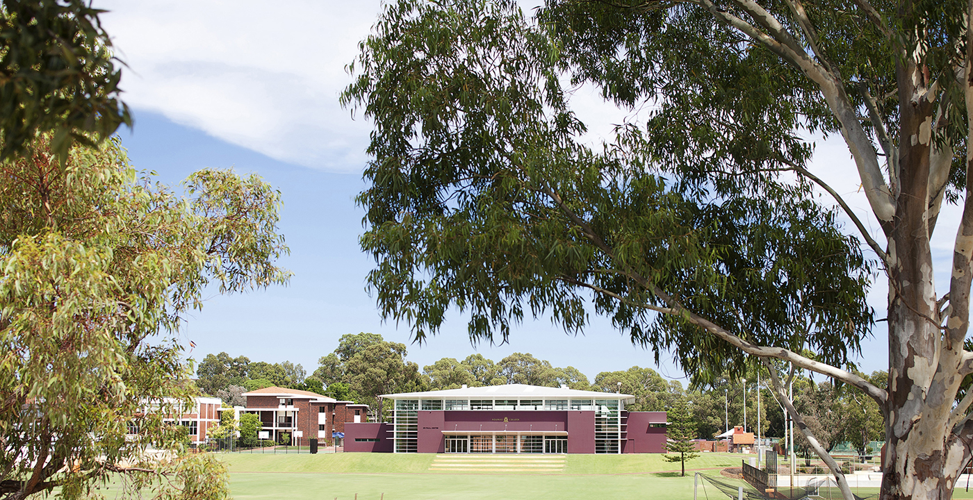 Aquinas College Sports Hall Parry and Rosenthal Architects