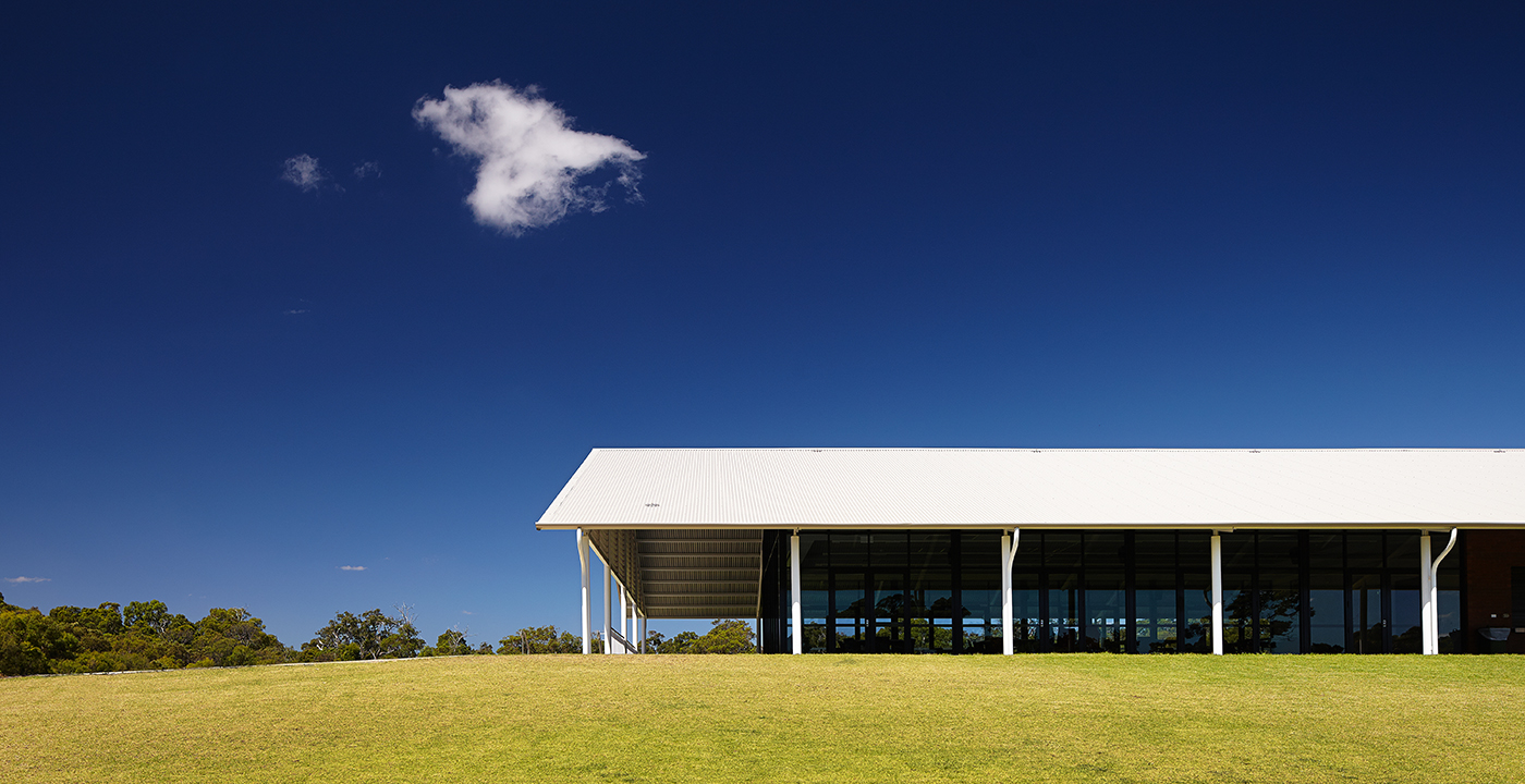BCGS Sports Pavilion Parry and Rosenthal Architects