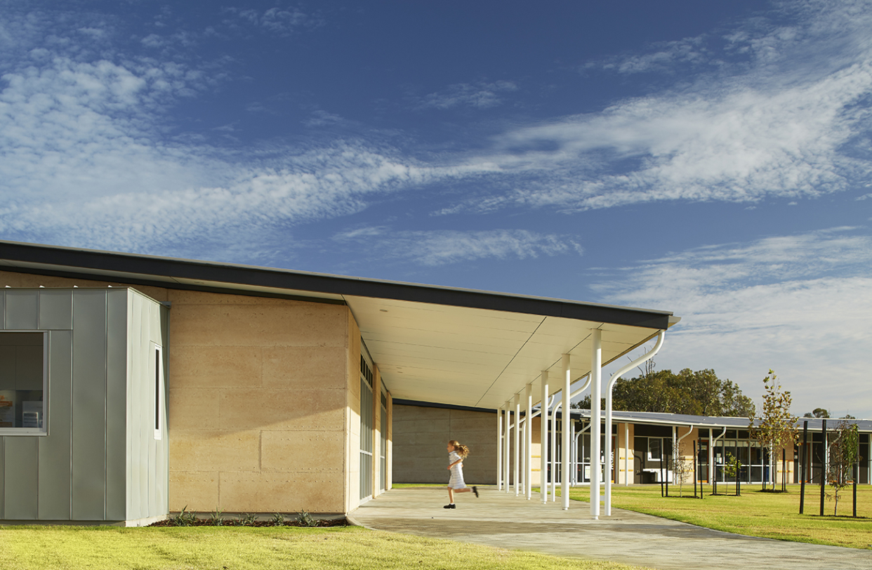 Mother Teresa College Parry and Rosenthal Architects