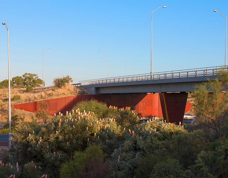 Perth to Bunbury Highway Parry and Rosenthal Architects