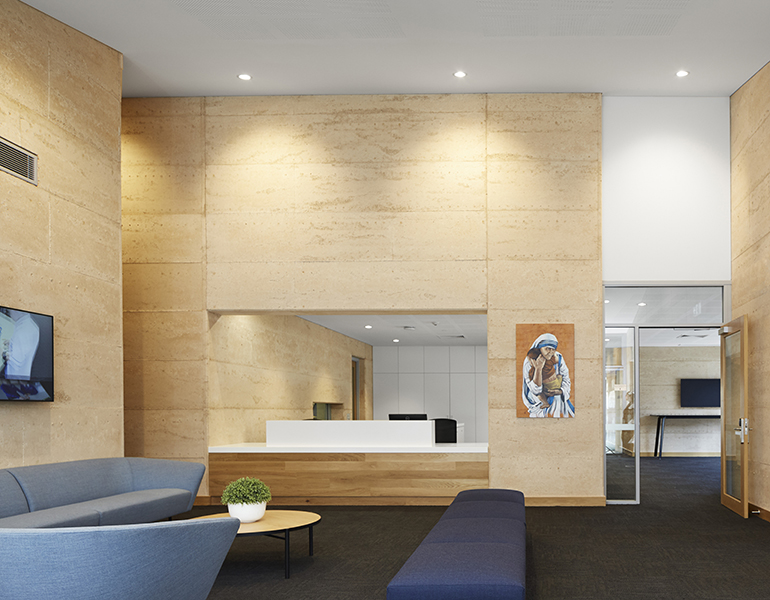 Mother Teresa Catholic College  Parry and Rosenthal Architects