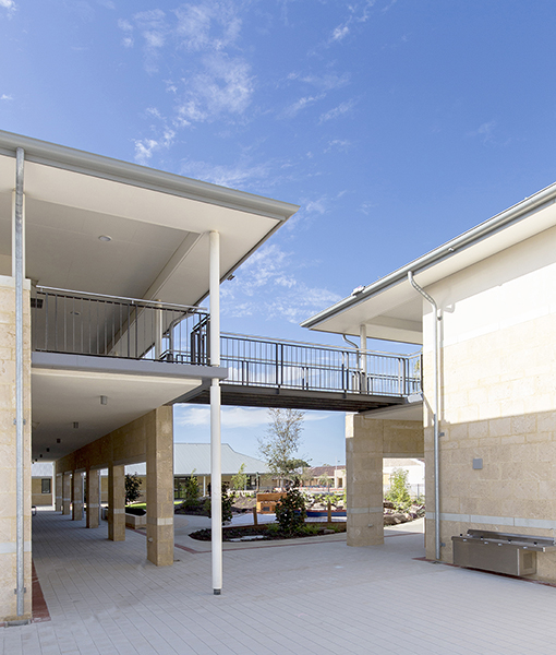 Our Lady of Grace School - Parry and Rosenthal Architects