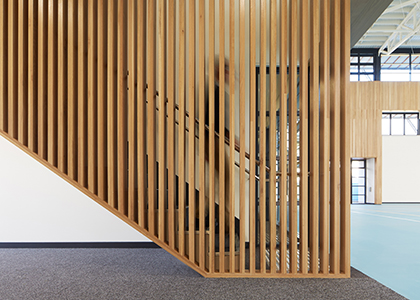 Peter Carnley Anglican Community School - Parry and Rosenthal Architects