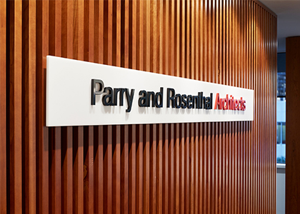 Parry and Rosenthal Architects