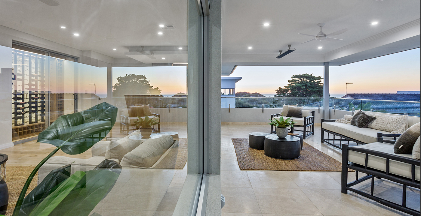 City Beach House - Parry and Rosenthal Architects